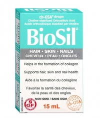 BioSil Hair, Skin, Nails / 15ml.