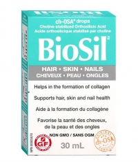 BioSil Hair, Skin, Nails / 30ml.