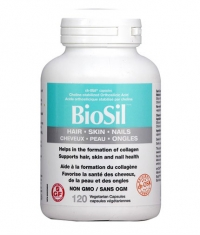 BioSil Hair, Skin, Nails 118mg. / 120 Vcaps.