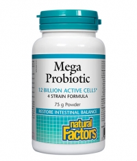 NATURAL FACTORS Mega Probiotic Powder