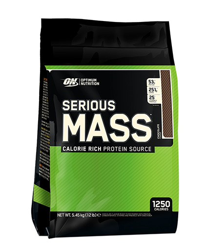 optimum-nutrition Serious Mass 12 lbs.