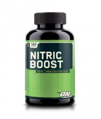 OPTIMUM NUTRITION Nitric Boost 180 Caps.