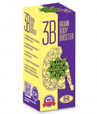 CVETITA HERBAL Brain Body Booster / 60 Tabs.