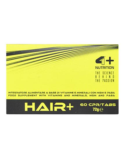 4+ NUTRITION HAIR+ / 60 Tabs.
