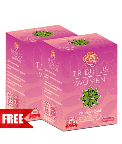 PROMO STACK CVETITA Tribulus For Women 1+1 FREE