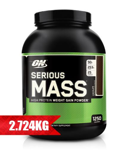 optimum-nutrition Serious Mass 6 lbs.