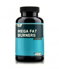 OPTIMUM NUTRITION Mega Fat Burners 60 Tabs.