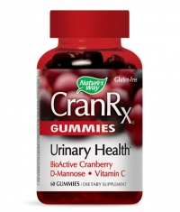 NATURES WAY CranRx / 60 Gummies