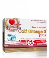 OLIMP Gold Omega-3 + Krill Oil / 60 Caps.