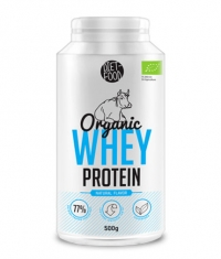 DIET FOOD Organic Whey Protein with Natural Flavor