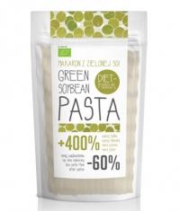 DIET FOOD Green Soybean Pasta