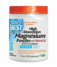 DOCTOR\'S BEST High Absorption Magnesium Powder