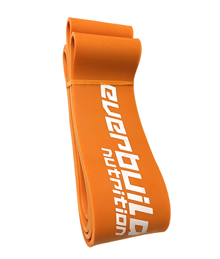 EVERBUILD Latex Resistance Band / Orange (175-230LB)