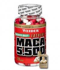 WEIDER Maca 5.500 / 120 Caps.