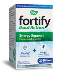 NATURES WAY Fortify Dual Action Energy Support  / 30 Vcaps.