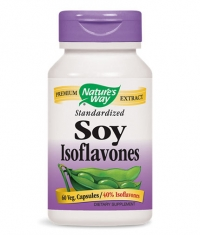 NATURES WAY Soy Isoflavones / 60 Caps.