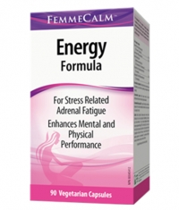 WEBBER NATURALS FemmeCalm™ Energy Formula / 90Vcaps.