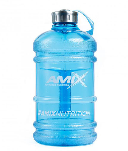 AMIX Water Bottle 2.2 Liter / Blue