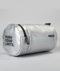 PROZIS Barrel Wash Bag / Silver