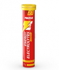 PROZIS Energy Electrolytes + Caffeine / 20 Tabs.