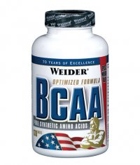 WEIDER All Free Form BCAA 130 Tabs.