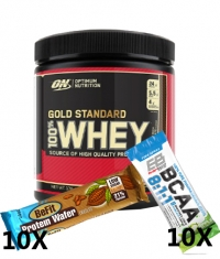 PROMO STACK NutraHolic BE FIT STACK
