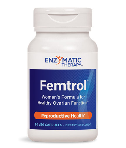 ENZYMATIC THERAPY Femtrol / 90 Vcaps.