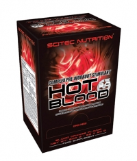 SCITEC Hot Blood 3.0 Box / 25x20Packs