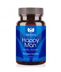 BIOTICA Happy Man 350mg / 60Caps.