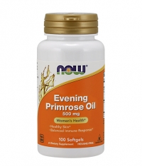 NOW Evening Primrose Oil 500mg / 100Softgels