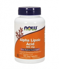 NOW Alpha Lipoic Acid 100mg / 120Vcaps.