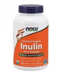 NOW Inulin Powder 227g