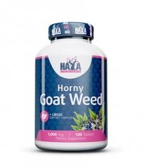 HAYA LABS Horny Goat Weed 1,000mg. / 120 tabs.