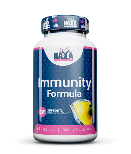 HAYA LABS Immunity Formula 60 Caps.