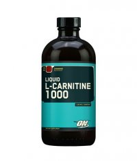 OPTIMUM NUTRITION Liquid L-Carnitine 1000 mg. / 355 ml.