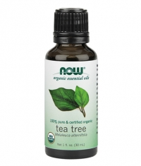 NOW Organic Tea Tree Oil / 30ml.