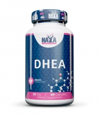 HAYA LABS DHEA 25mg. / 60 Caps.