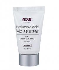 NOW Hyaluronic Acid Moisturizer / 59ml.