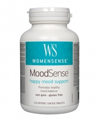 NATURAL FACTORS WomenSense MoodSense 133mg. / 120 Tabs.
