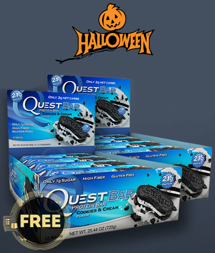 PROMO STACK Tasty Quest 1+1 FREE