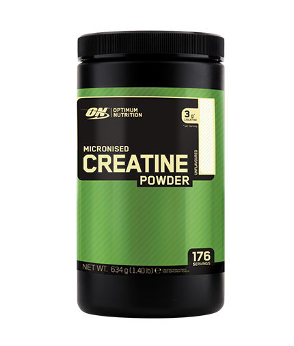 optimum-nutrition Micronized Creatine Powder