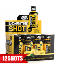 OPTIMUM NUTRITION L-Carnitine Shot 3000mg. / 12 Shots
