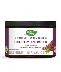 NATURES WAY Energy Powder