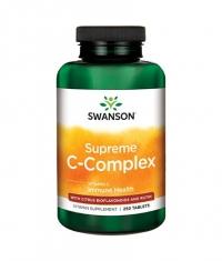 SWANSON Supreme C-Complex / 250 Tabs.