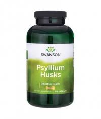 SWANSON Psyllium Husks 610mg. / 300 Caps