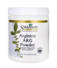 SWANSON Arginine AKG Powder Lemon Flavored