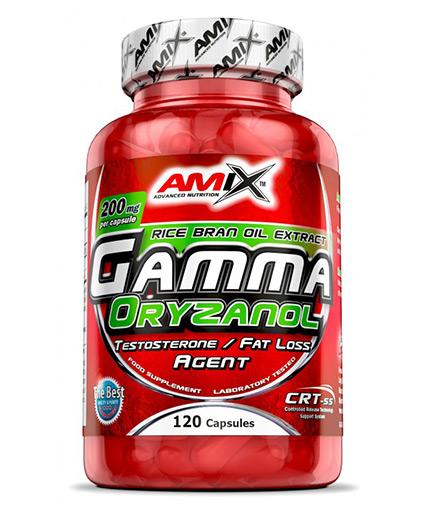 AMIX Gamma Oryzanol 120 Caps.