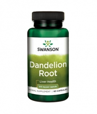 SWANSON Dandelion Root 515mg. / 60 Caps.