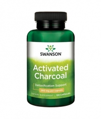 SWANSON Activated Charcoal 260mg. / 160 Caps