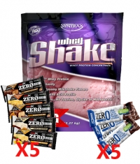 PROMO STACK NutraHolic Stack 38